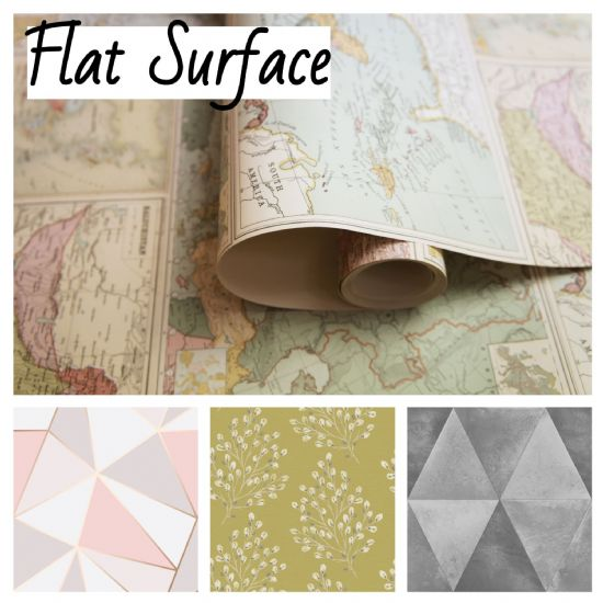 Flat Surface/Paper